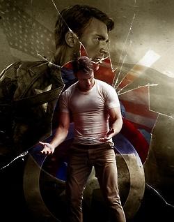 Steve Rogers/Captain America---The First Avenger
