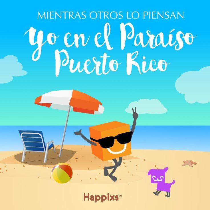 Paaiso Puerto Rico. www.happixs.com