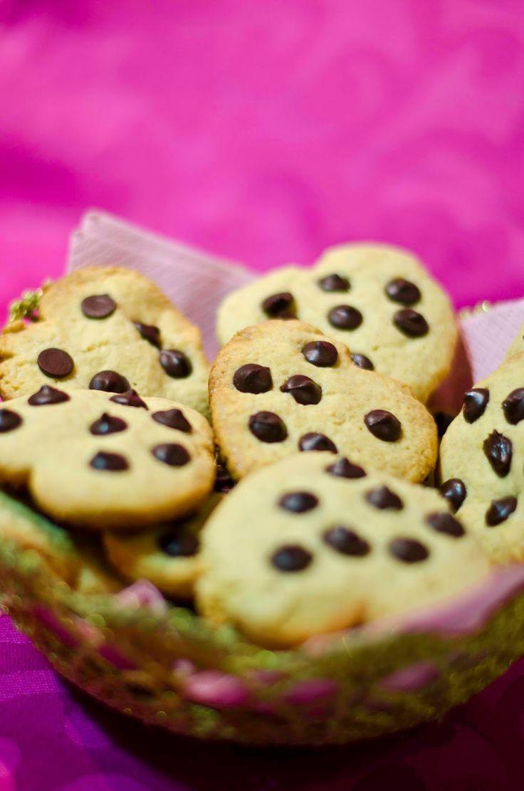 Cookies gluten free. San Valentín sin gluten. www.lacestadelaabuelita.com