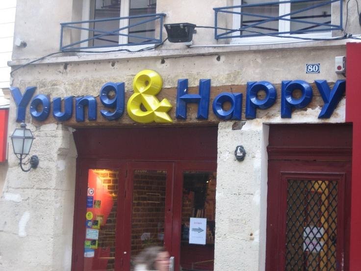 Young & Happy Hostel Paris, France