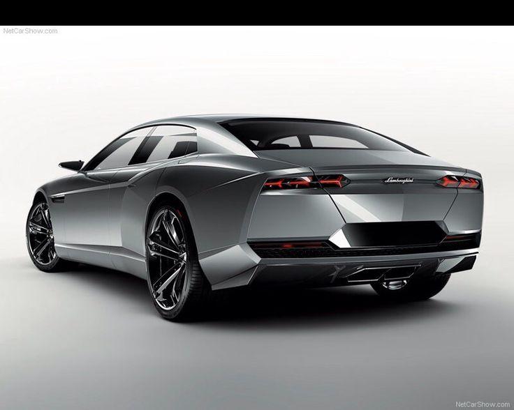 Charmant Lamborghini Estoqueu2014A 4 Doors 2008 Concept Car Come To Life, And A Bold  Edition To The Lamborghini Marquee.