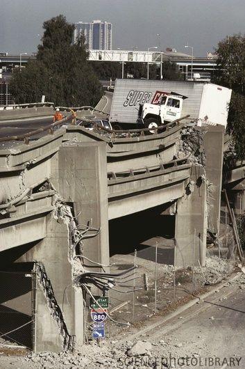 1989 San Francisco earthquake Oct 17th