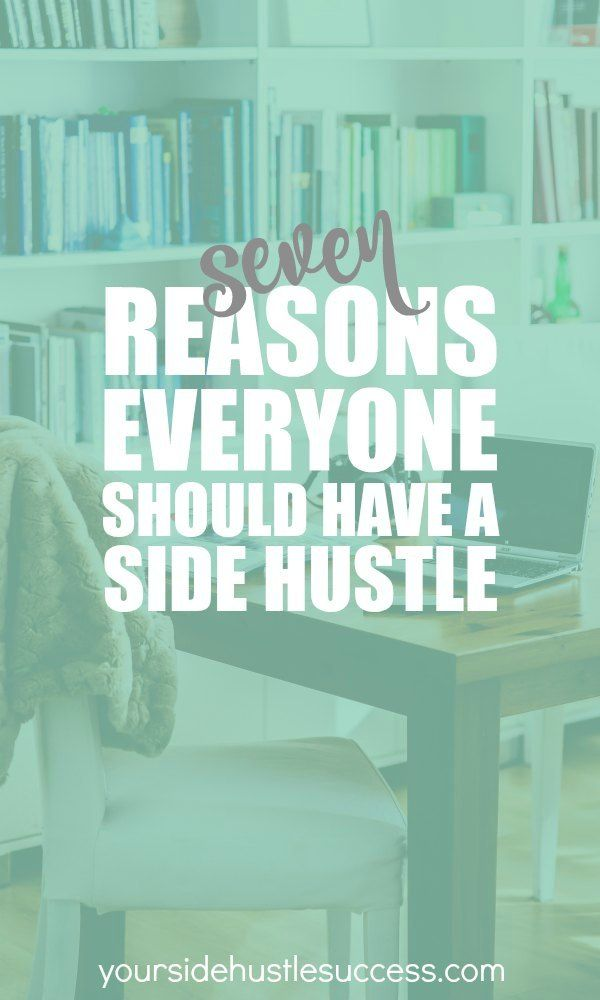 Side Hustles   You might rely on your boss to provide you with a secure job and income today, but tomorrow is anyone's guess.