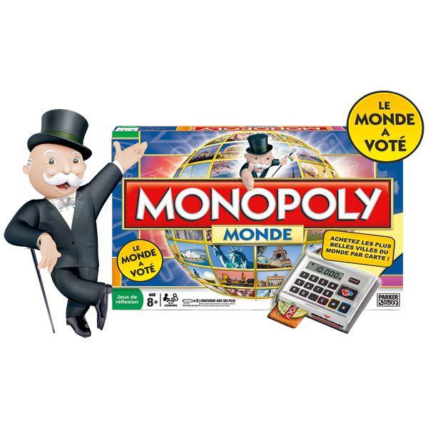 Monopoly Monde électronique