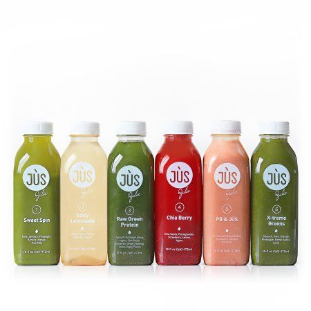 Mejores 1027 imgenes de juicing cleans plans and tips en pinterest buy jus by julie 1 day juice cleanse kit 6 pc malvernweather Image collections