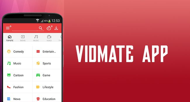 Download VidMate – Free Video Downloader for Android