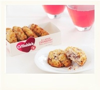 Cranberry Macaroons