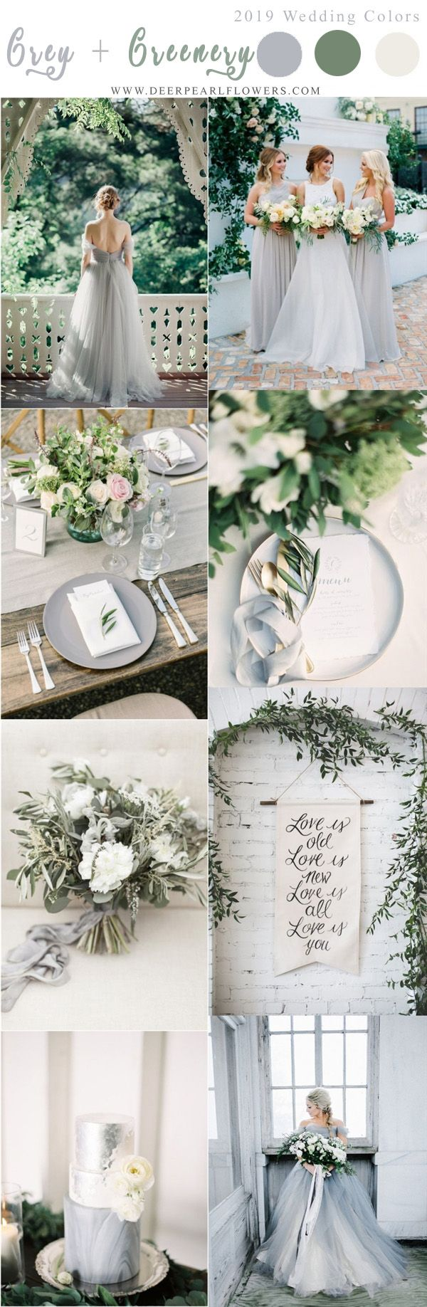 Top 10 Wedding Color Scheme Ideas for 2020 Trends