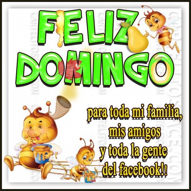 Feliz #Domingo familia
