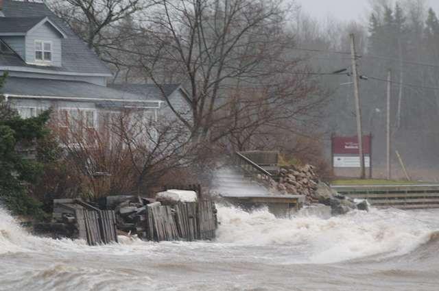 Baddeck Storm Dec 22-12