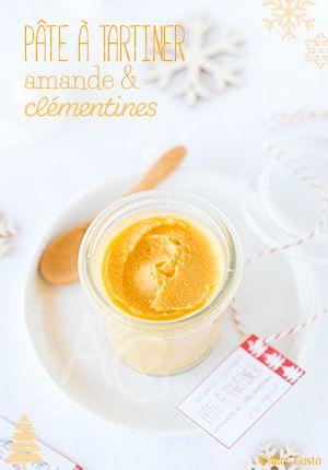 Alter Gusto | Pâte à tartiner aux amandes & clémentines semi-confites -