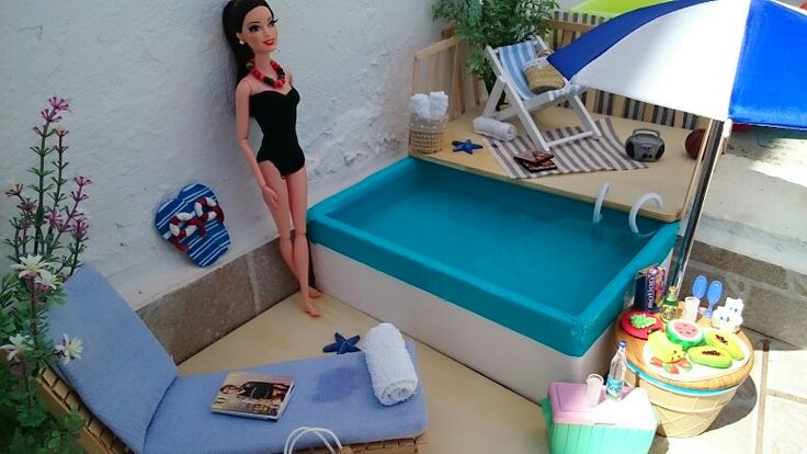 Barbies summer holidays