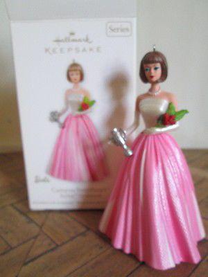 331 best Barbie  Hallmark images on Pinterest  Barbie dolls