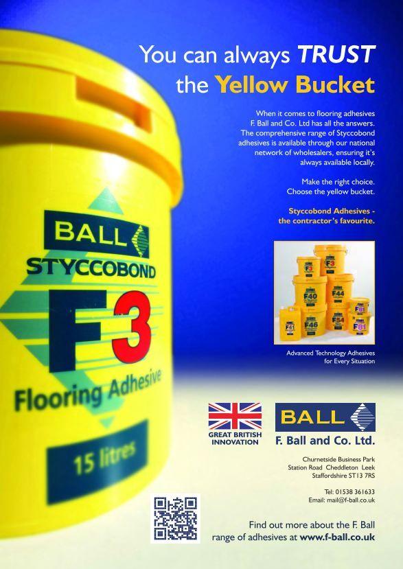 Trust the Yellow Bucket... F3