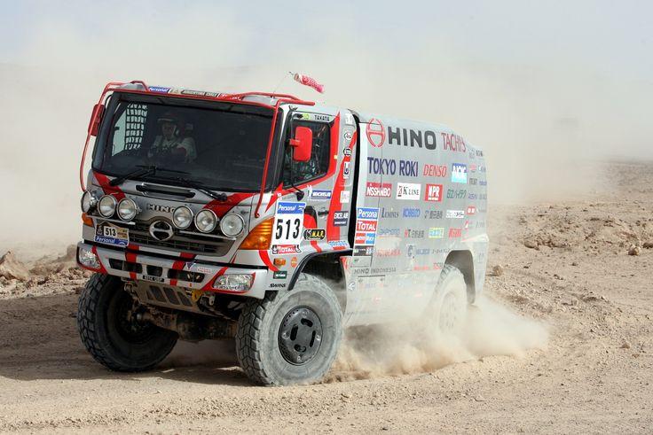 HINO Ranger 500 series Dakar