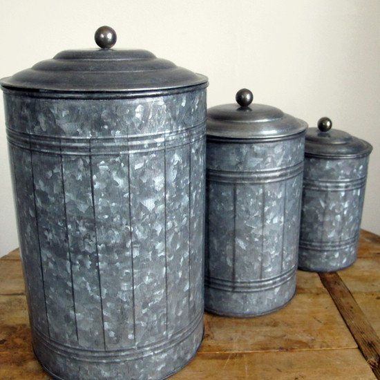 Metal Canisters For Dog Food