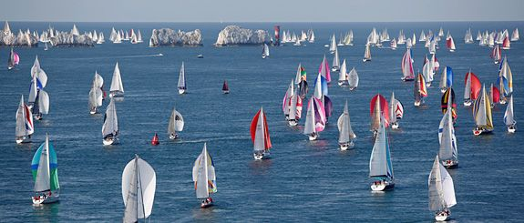 J.P. Morgan Asset Management Round the Island Race - An introduction to the race