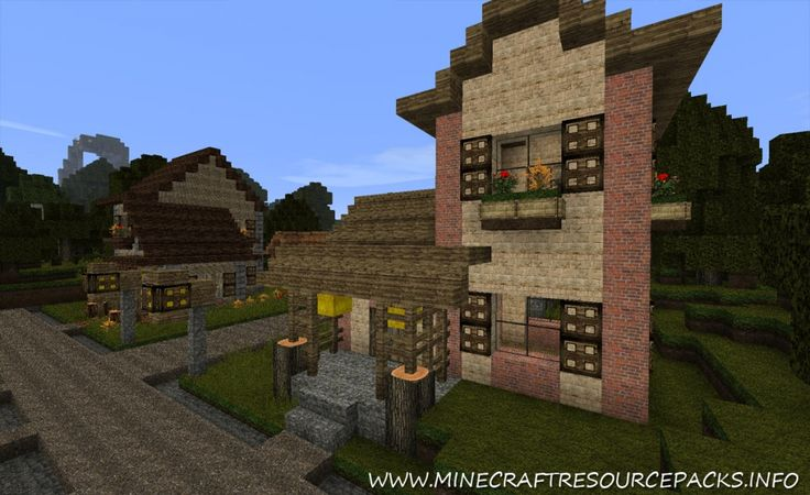 LB Photo Realism Resource and Texture Pack for Minecraft 1.6.2 #minecraft #minecraftresourcepacks