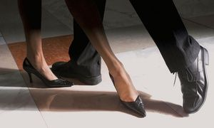 Groupon - 5 or 10 Hours of Private Dance Lessons for One or Two at PJ's Dancetique (Up to 61% Off) in Richardson. Groupon deal price: $150