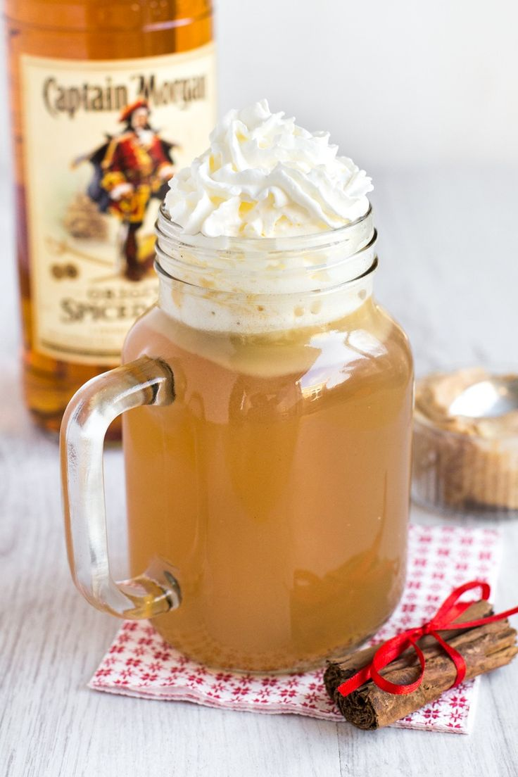 Warm up your winter with a Hot Buttered Rum using this recipe.