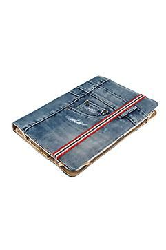 "Trust Jeans Folio Stand for 10"" tablets Jeans Folio Stand voor 10 inch tablets? Bestel nu bij wehkamp.nl"