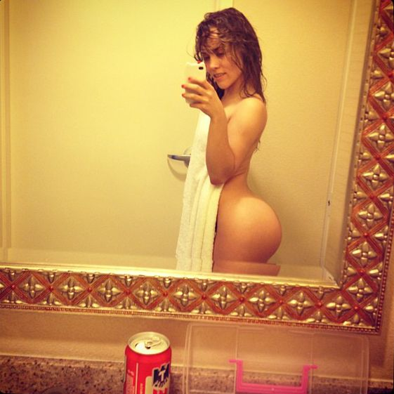 Nude selfies hot thick