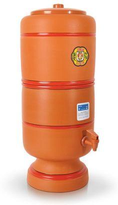 Filtro de barro é o melhor purificador de água do mundo