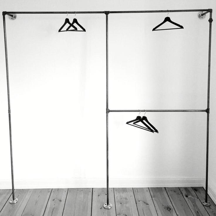 25 best clothing racks ideas on pinterest clothes racks - Burros para ropa ...