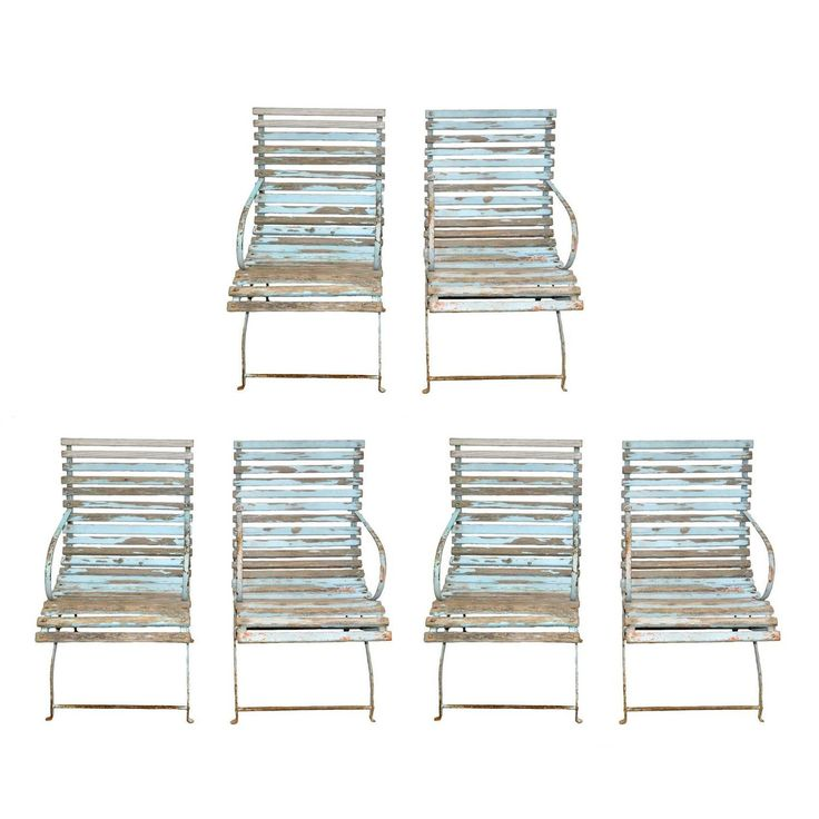 Set of French Slated Wooden Arm Chairs   From a unique collection of  antique and modern. Best 25  Armchairs for sale ideas on Pinterest   Chairs for sale