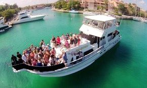 We have every type of Yacht available on rental to meet your specific needs and any size of a group. you may any time booking on this site. For more information visit here. http://playayachting.com/playa-del-carmen-yacht-and-catamaran-rental/