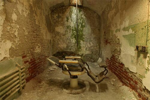 Eastern state prison philadelphia pa and one of the most for 13 floor haunted house pennsylvania