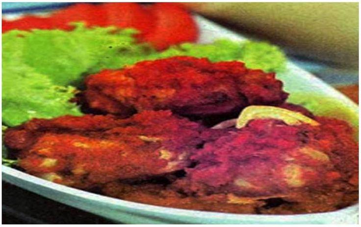 Resep Balado Ayam Bumbu Ebi
