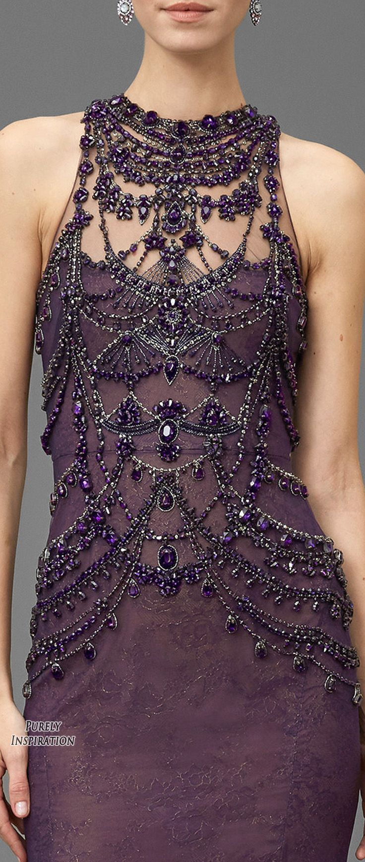 Marchesa PF2016 Women's Fashion Women's Fashion RTW | Purely Inspiration