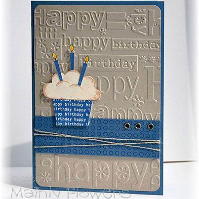 Card/Paper: Not Quite Navy, Kraft, Whisper white Ink: Not Quite Navy, Creamy Caramel, Summer Sun, Pumpkin Pie Stamps: Big Bold Birthday Other: Linen Thread, Antique Brass Eylets