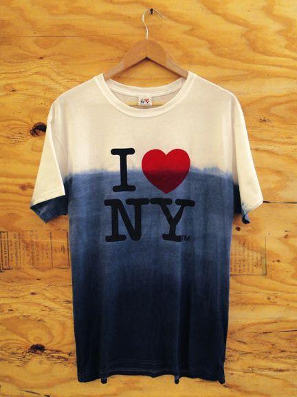 """I STILL LOVE NY"" HURRICANE SANDY RELIEF T-SHIRT BY SEBASTIAN ERRAZURIZ $40 – 100% of the proceeds donated"