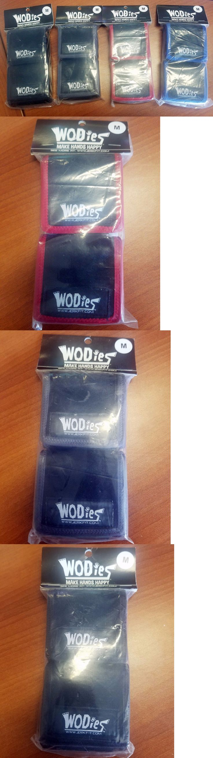 Gloves Straps and Hooks 179820: Jerkfit Wodies 2-In-1 Wrist Wraps Palm Protection Wod Cross Training Crossfit M -> BUY IT NOW ONLY: $34.99 on eBay!