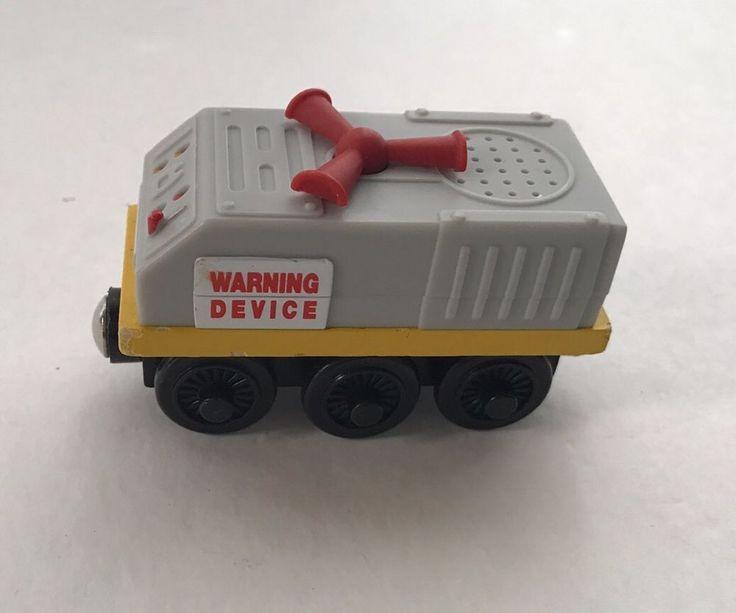 Thomas Tank Engine & Friends Fog Horn Car Wooden Train Sounds b #Thomas