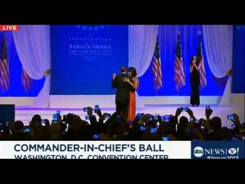 "Subscribe   and like BlackInBox on Facebook: https://www.facebook.com/blackInboxnews    'Dreamgirls' co-stars Jennifer Hudson and Jamie Foxx were just two of many popular acts tap to serenade the President and First Lady at tonight's Inaugural Ball.    Indeed, as onlookers gazed in amazement of the country's ""first couple"", Miss Hudson had the honor ..."