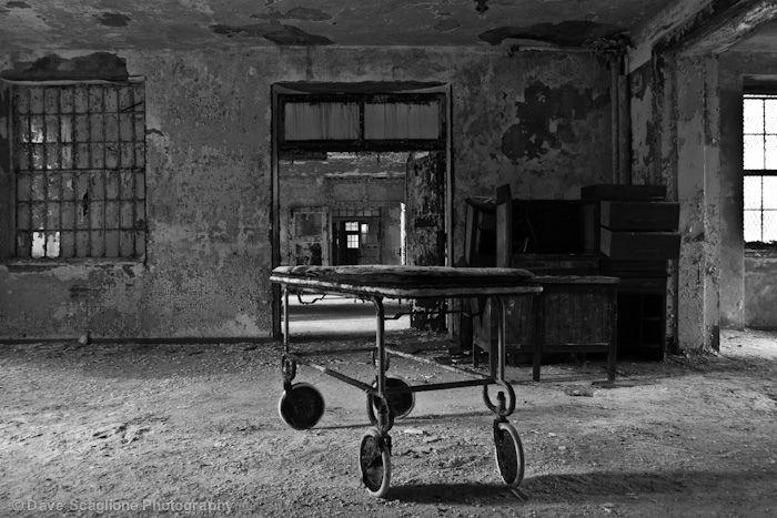asilos aterradores trenton psychiatric hospital