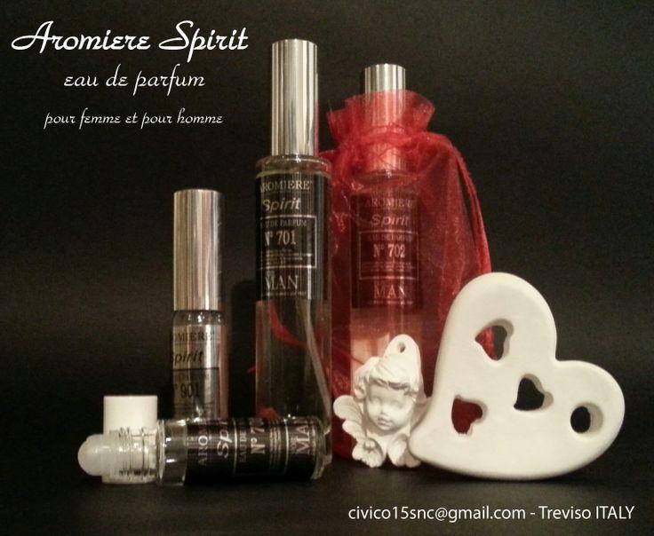 Collezione Aromiere - eau de parfum equivalenti di alta qualità certificata.