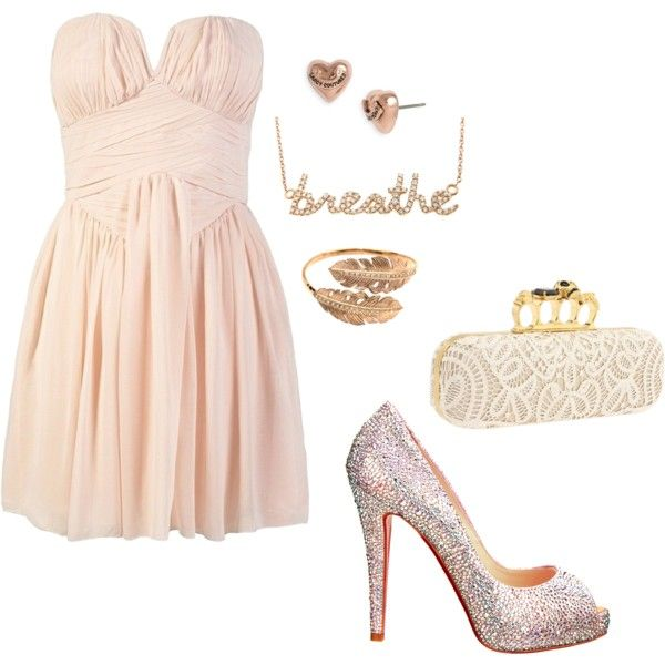 :) spring-yDresses Clutches, Fashion, Cute Dresses, Clothing, Sparkly Shoes, Blue Shoes, Cute Bridesmaid Dresses, Dresses Not, Dreams Closets