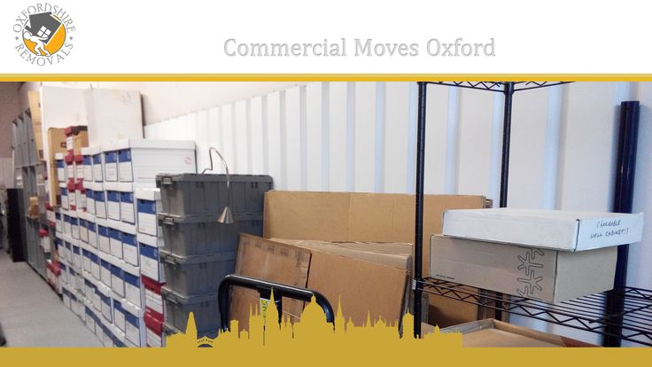 Commercial Moves Oxford