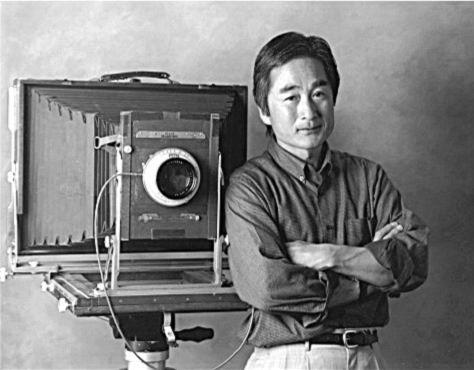 Kenro Izu portrait