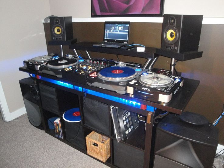 Image result for Build Your Own DJ Booth