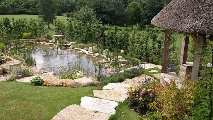 160 best images about water features ponds on pinterest for Garden duck pond design