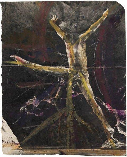 *Nureyev by Francis Bacon.