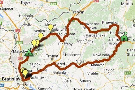 Szlovákiai kirándulások JÓÓÓ
