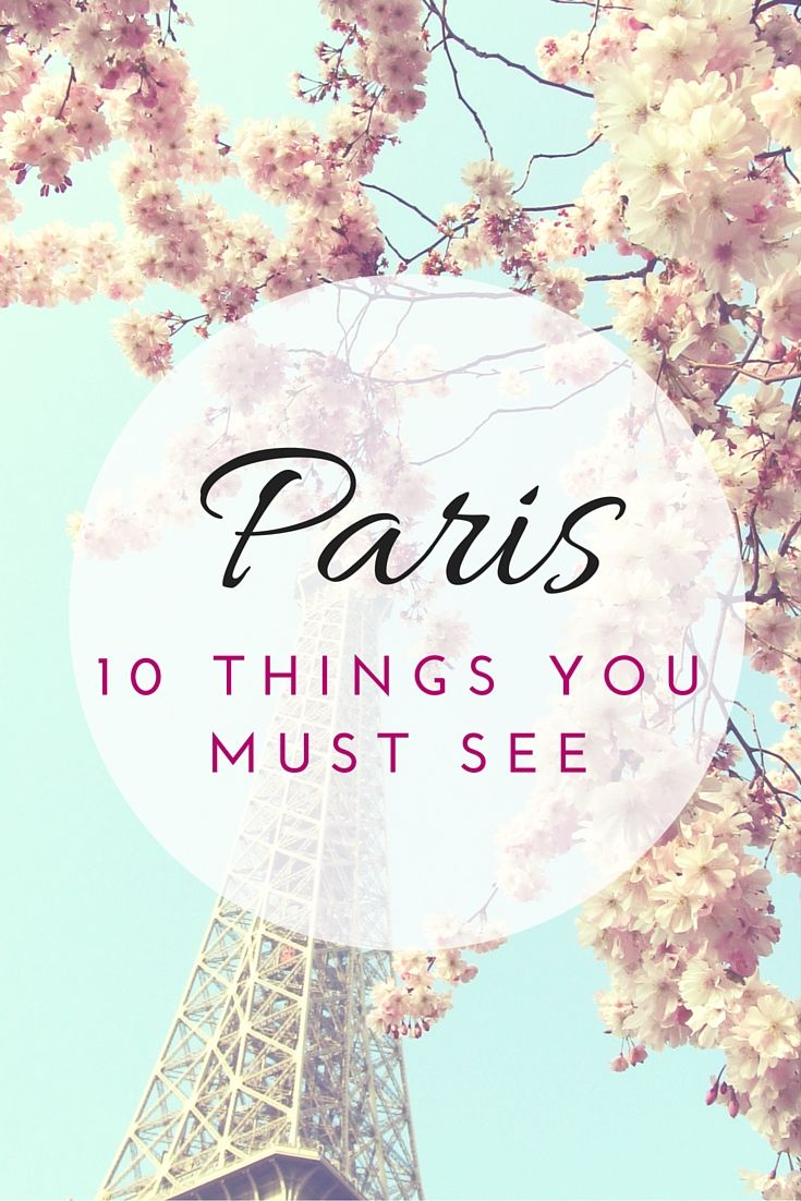 Best Paris Must See Ideas On Pinterest Paris Travel Paris - 8 things to see and do in southern france