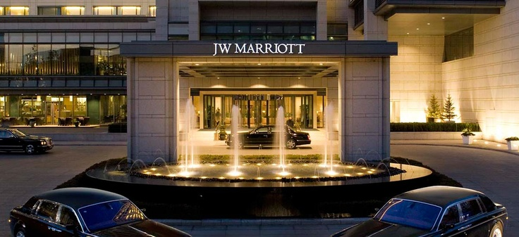 JW Marriott Hotel Beijing.    Discover the most luxurious accommodations at JW Marriott Hotel Beijing for business or leisure. Located in the central business district, our five-star hotel in Beijing is part of the China Central Place, an awe-inspiring complex.