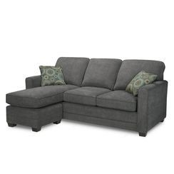 Simmons® 'Stirling' Queen Sofa Bed with Chaise
